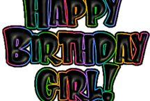 Happy Birthday!!!! / by Kimberley Petsch