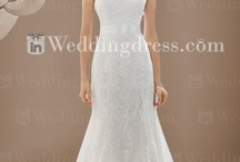 Wedding Dresses / by Peggy Whitaker