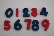 Number Learning / by Sandy & Diana Hellard-Jessup