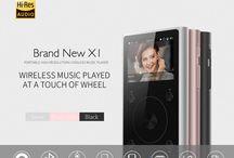Productos nuevos Mediaplayer.cl / Productos de Audio , Audifonos, Amplificadores, DAP, DACs, Audifonos HiFi