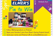 Elmers Glue products