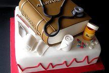 Tartas de médicos ( Cakes for doctors )