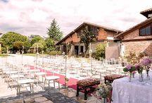 Bodas al aire libre / Finca Villa María en Cangas de Onís Asturias, es uno de los lugares con encanto donde se pueden realizar bodas y eventos al aire libre.