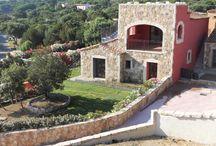 Residence Lulioni a Baja Sardinia (OT) / Residence turistica in legno realizzata in Sardegna