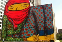 street art / by Livia Moraes