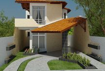Telhados de casa