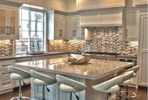 KITCHEN DESIGN / Kitchen inspiration
