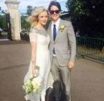 Celebrity Weddings / A selection of photos of celebs who married in 2014.