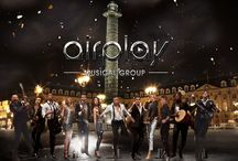 AIRPLAY MUSICAL GROUP / SHOOTING 2013 : Airplay Musical Group @Place Vendôme