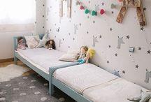 Decoración I Habitaciones infantiles