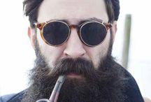 astonishing beards