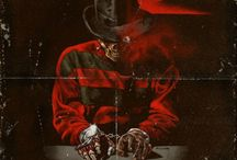Nightmare on Elm Street / Any photos from the Nightmare on Elm Street series  / by John Munroe
