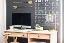 Office Space / Work from home? Ideas to set up your dream home office.