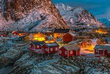 Favorittplasser i Norge