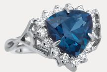 925 Silver Rings / Beautiful 925 Silver rings from Drukker Designs (http://www.drukkerdesigns.com)