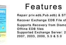 Exchange EDB Converter to PST / Perfect Exchange EDB converter to PST software comfortably fix corrupt Exchange database in order to Exchange EDB to PST, EML, MSG or HTML formats. With the assist of this software you can simply migrate Exchange mailbox database to Outlook.  Visit Here: - http://www.earnwrite.com/articles/updated/EDB+Recovery/2302/