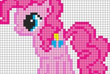 Patterns / Crosstitch pattern, perler beads pattern, etc
