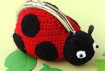 PORTAMONETE / crochet