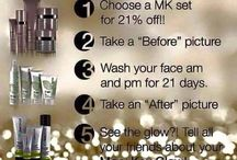 #GlowAndTell / Are You Ready For The Skin Care Dare? #GlowAndTell  21-DAY SKIN CARE CHALLENGE Simply commit to using a Mary Kay skin care set for 21 days and see what it can do for you! www.marykay.com/lesliehonig / by Leslie Honig