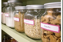 Pantry organizing / by Candy Simchik