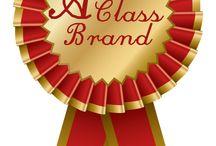 A Class Brand Award / by Deborah McConnell