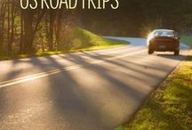 Road Trippin' / All the best road trip inspiration from around the world!