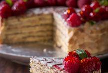 RECIPES: European desserts