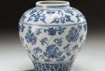 BLUE & WHITE CHINESE OBJECTS / by Jimmy Billimoria