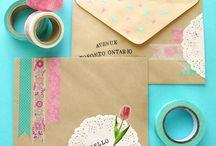 Emballage cadeaux et enveloppes