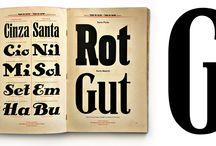 Typography / by Nick Keppol