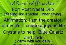 Power of Positive thought Affirmations