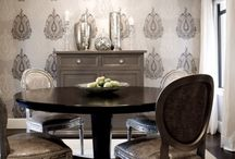 dining rooms / by Cathy Beaudoin