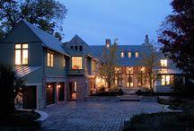 MAA Lake Geneva Basswood / Michael Abraham Architecture designed home, Lake Geneva Basswood.