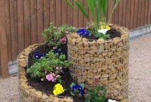 small garden...