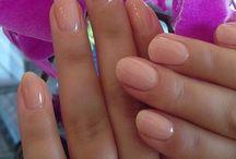 Nail colours