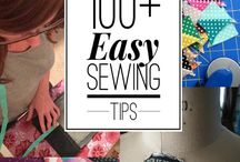 Sewing Tips /