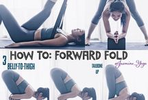 FORWARD FOLDS