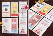 Wedding invites & stationary