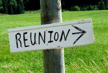 Reunions / by Charity Rinehart