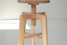 chair wood / chair