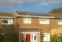 Our Solar Thermal Installations  / NGPS ltd is an Award winning Dorset based solar company who can install domestic and commercial solar thermal installations.
