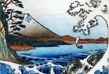 MOUNT FUJI ART 富士山 / Japanese mountain art of Fujisan