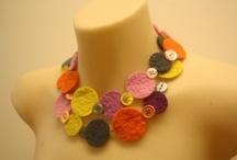 Felted's jewellery