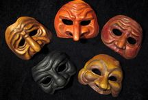 Masks / by Maggie Yowell