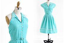 My dream dresses / vintage dresses