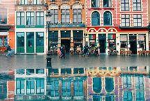 Benelux trip