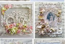 Shabby Cik /altered art