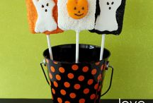 Halloween treats-D / by Deana