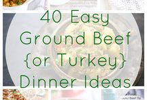 Recipe Box - Ground Meat