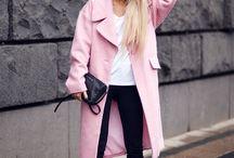 Oversizes coats